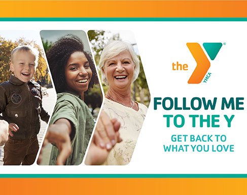 follow me to the Y
